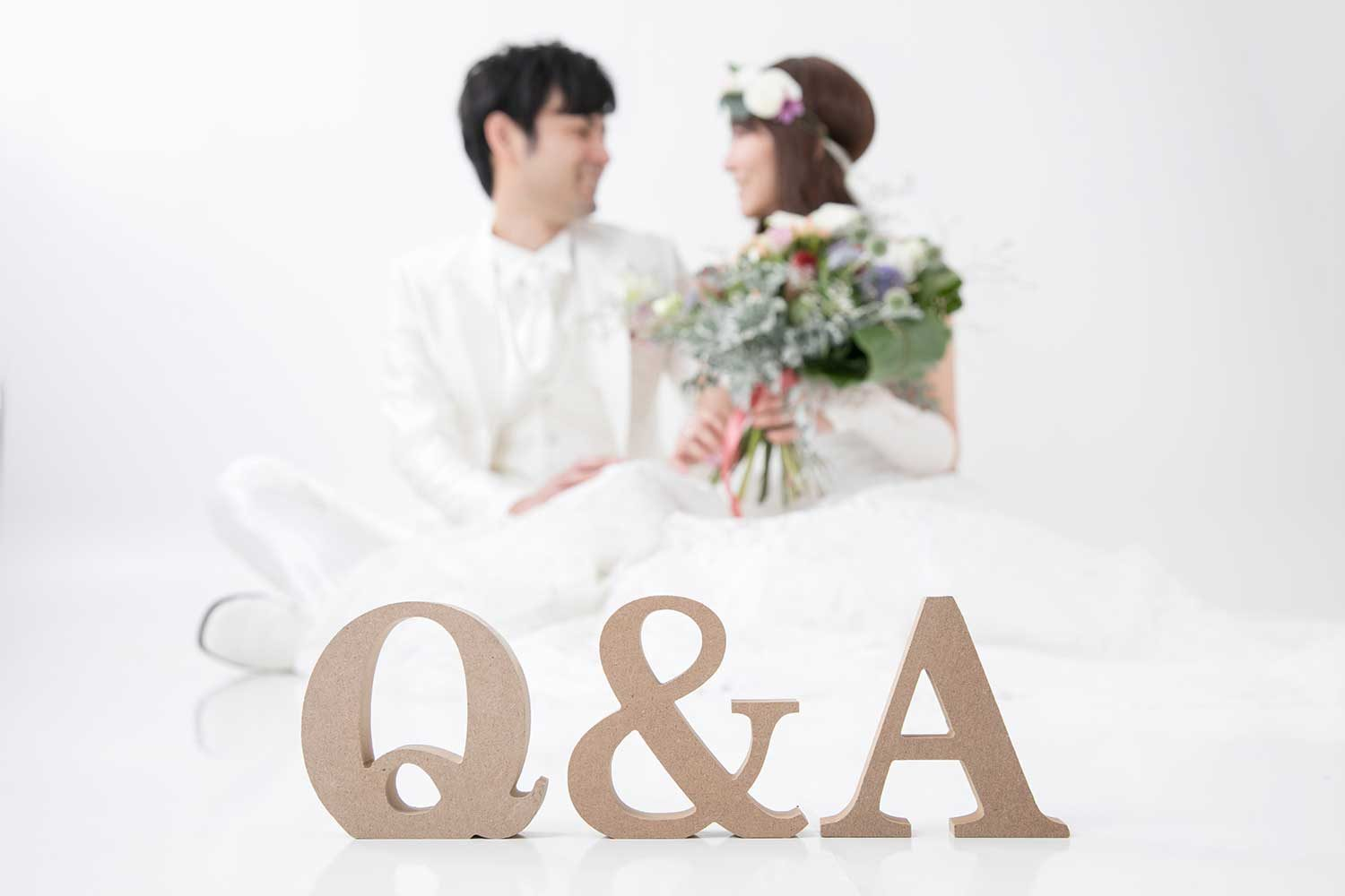 wedding hanacinema Q&A